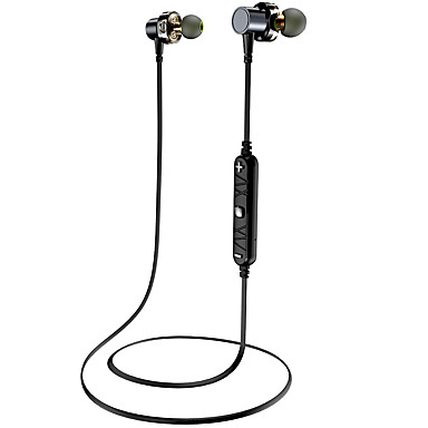 awei x660bl אוזניות Bluetooth אוזניות כפול הנהג אוזניות אלחוטיות עם מיקרופון באס סטריאו באוזניות עבור הטלפון