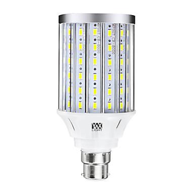 abordables Ampoules électriques-ywxlight b22 35w 3500 lumens équivalent à 350w non-dimmable led ampoule de maïs ac 100-277v pour lampadaire éclairage de garage usine