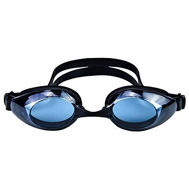 משקפי שחייה נגד ערפל פוליקרבונט PC לא תקף כסף