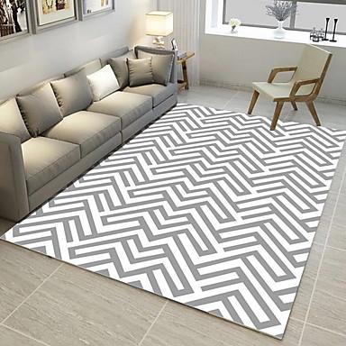 שטח שטיחים מודרני polyster, מרובע איכות מעולה שָׁטִיחַ