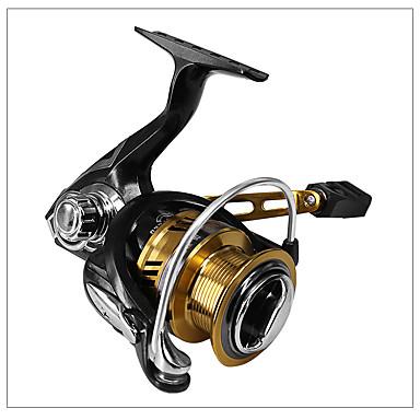 cheap Fishing Reels-Fishing Reel Spinning Reel 7.1:1 Gear Ratio+6 Ball Bearings Hand Orientation Exchangable Bait Casting / Carp Fishing / General Fishing