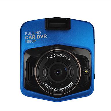 billige Bil-DVR-2,4 tommers skjerm full HD 1080p 170 vidvinkel nattesyn bil dashbord kamera kjøretøy dvr med g-sensor