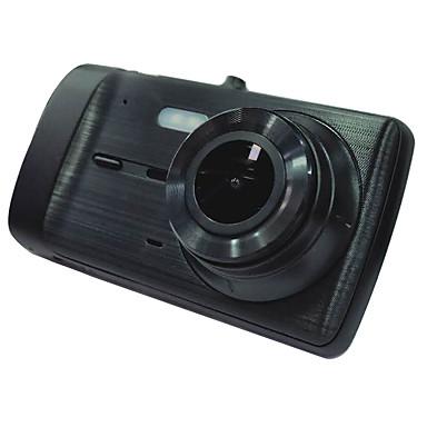 billige Bil-DVR-btutz LCD 1080p Full HD Bil DVR 170 grader Bred vinkel CCD 4 tommers LCD Dash Cam med G-Sensor / Parkeringsmodus Bilopptaker