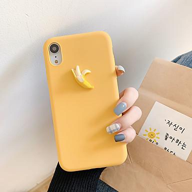 hesapli iPhone Kılıfları-Pouzdro Uyumluluk Apple iPhone XS / iPhone XR / iPhone XS Max Şoka Dayanıklı / Ultra İnce Arka Kapak Karton Silika Jel