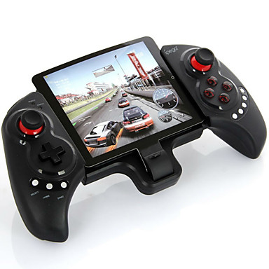 voordelige Smartphone gaming-accessoires-Ipega pg-9023 draadloze bluetooth gamepad telescopische gaming controller gamepad joystick voor android telefoon tablet windows pc