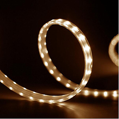 billige Smart Tilbehør-yightight ac220-240v 5m smart led strip light driver arbejder med alexa apple homekit (xiaomi økosystemprodukt) - 5m led strip strip light set