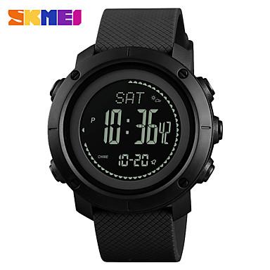 baratos Relógios Homem-Skmei 1418 relógios esportivos homens à prova d 'água led relógio digital de moda casual relógio de pulso dos homens dos homens
