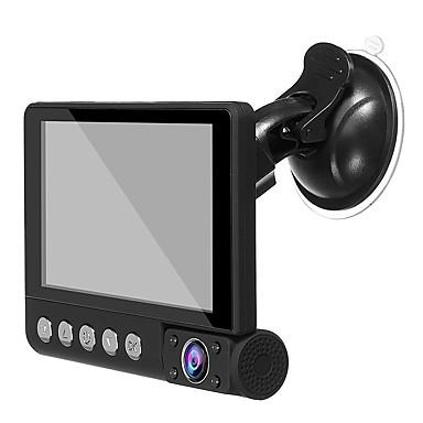 voordelige Automatisch Electronica-1080p HD Auto DVR 170 graden Wijde hoek 4 inch(es) LCD Dash Cam met Nacht Zicht / G-Sensor / Parkeermodus Autorecorder