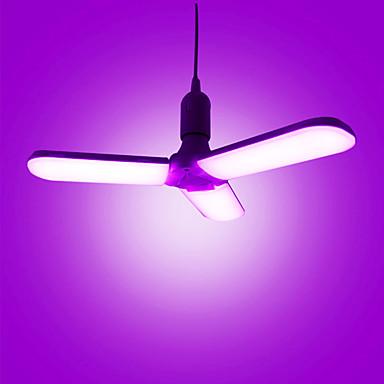 billige Elpærer-zdm 45w e27 tretrinns lysstyrkebryter dimmende ledpære superlys brett paraplylampe ac85-265v