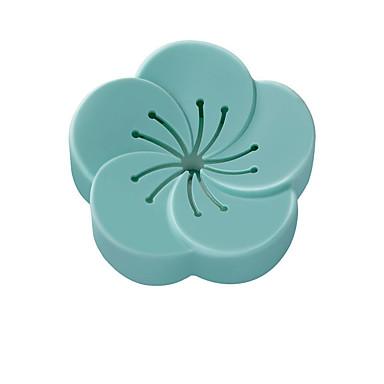 voordelige Auto-interieur accessoires-auto parfum bloemblad type zelfklevende parfum doos auto sticker parfum