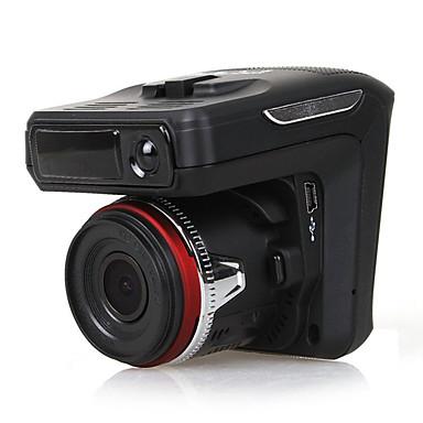 abordables DVR de Voiture-HD DVR de voiture 140 Degrés Grand angle CMOS 2.4 pouce Dash Cam avec Enregistrement en Boucle / Microphone intégré / Haut-parleur intégré Enregistreur de voiture