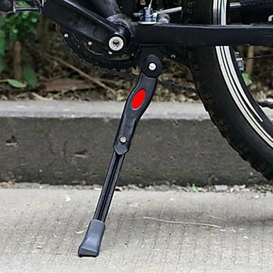 abordables Accessoires de Vélo-Béquille Ajustable / Réglable Pour Cyclisme Métal Noir 1 pcs