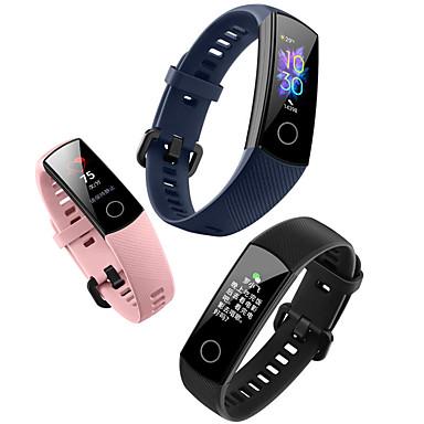 Недорогие Умные браслеты-Huawei Honor Band 5 глобальная версия кислорода крови оксиметр amoled сенсорный экран плавать поза обнаружить пульс смарт-часы