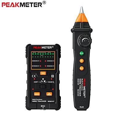 voordelige Test-, meet- & inspectieapparatuur-piekmeter huayi multifunctionele netwerk line-finder met rasterlijn telefoonlijn gauge controlelijn ms6816