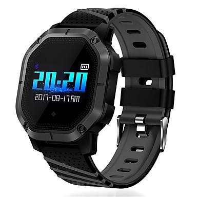K5 smart watch ip68 su geçirmez kan basıncı bluetooth renkli ekran spor akıllı bilezik spor adam smartwatch