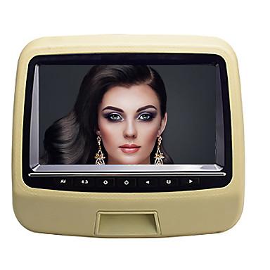 voordelige Automatisch Electronica-9 inch 1 DIN Android 8.0 LED-hoofdsteun dvd-speler games / SD / USB-ondersteuning voor universele HDMI-ondersteuning AVI / MPG / DAT M4A JPEG