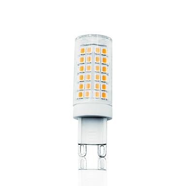 LOENDE 7 W LED Mısır Işıklar LED Bi-pin Işıklar 800 lm G9 T 78 LED Boncuklar SMD 2835 Kısılabilir Sıcak Beyaz Beyaz 110-130 V 200-240 V