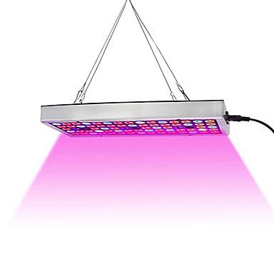 1pc 25 W 2000 lm 75 LED Boncuklar Tam Spektrum Sera Topraksız için Büyüyen Işık Fikstürü Beyaz Kırmızı Mavi 85-265 V Sebze sera