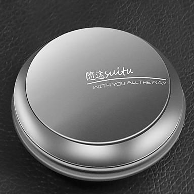 voordelige Auto-interieur accessoires-auto metalen parfum stoel auto parfum decoratie aromatherapie basis