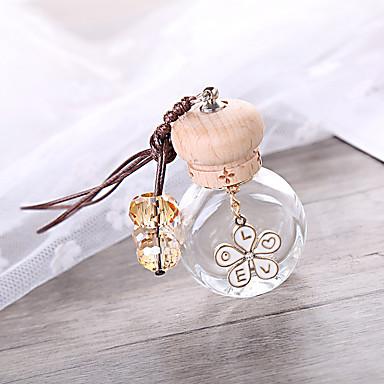 voordelige Auto-interieur accessoires-6 ml auto parfumflesje voor luchtverfrissers auto styling styling parfum hanger (zonder etherische olie)