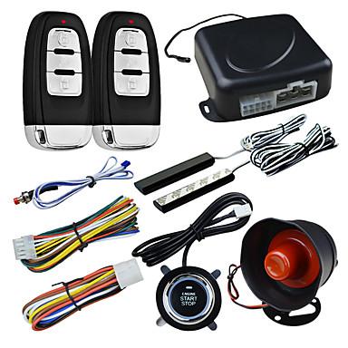 voordelige Automatisch Electronica-auto alarm veiligheidssysteem keyless pke entry afstandsbediening drukknop startsysteem