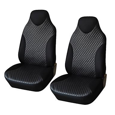 voordelige Auto-interieur accessoires-2 stks auto voorstoel kussen stoelhoezen voor auto-accessoires 3mm fit vier seizoenen