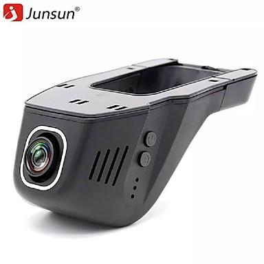 billige Bil-DVR-junsun s100 dvrs registrator dashcam kamera fhd 1080p videoopptaker videokamera nattversjon 96655 imx322 wifi kamera