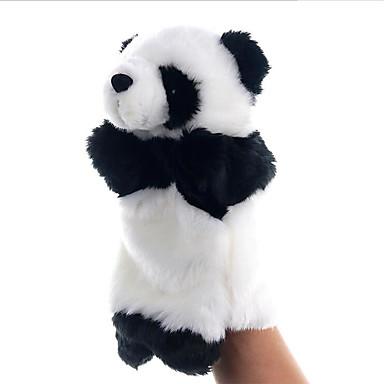 voordelige Knuffels & Pluche dieren-Panda Knuffels & Pluche dieren Schattig Ouder-kind interactie Draagbaar Chinese stijl Katoen / Polyester Allemaal Speeltjes Geschenk 1 pcs