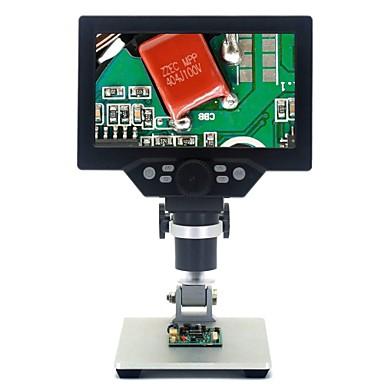 voordelige Microscopen & Endoscopen-g1200 digitale microscoop 1080x draadloos gebruik inspectie