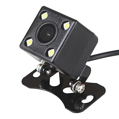 voordelige Automatisch Electronica-ziqiao pla systeem 4 led auto nachtzicht reverse monitoring automatisch parkeren waterdicht 170 graden hd video backup camera