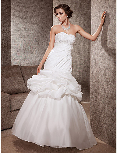 TORBAY - Vestido de Noiva 2012 em Tafetá e Renda