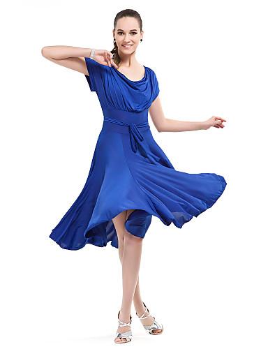 V tements de danse de salon danse robe viscose moderne for Danse de salon nord