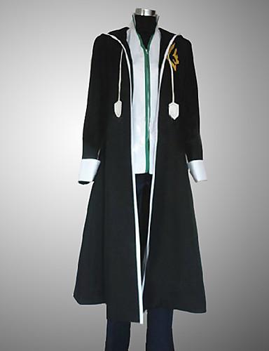 povoljno Anime kostimi-Inspirirana Fairy Tail Gerard Fernandes Anime Cosplay nošnje Japanski Cosplay Suits Kolaž Dugih rukava Kaput / Mellény Za Muškarci