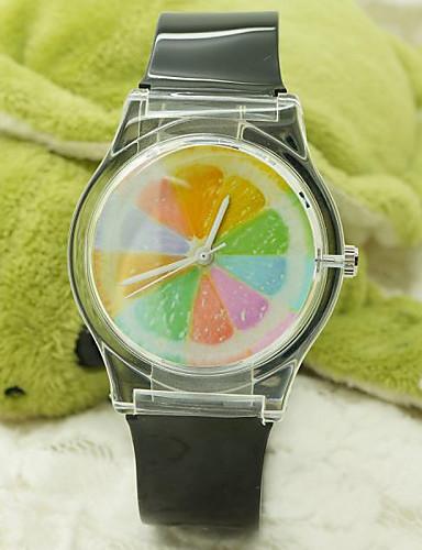 Kid's Fashion Watch Quartz Silicone Band