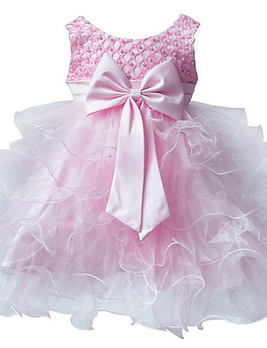 Κοριτσίστικα Φόρεμα Πολυεστέρας Φλοράλ Όλες οι εποχές Αμάνικο