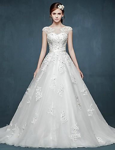 Φόρεμα με μπάλες φόρεμα νυχτικό νυφικό φόρεμα με αστέρι / κορδέλα