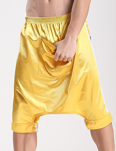 בגדי ריקוד גברים קולור בלוק - סופר סקסי מכנסוני בוקסר 1box