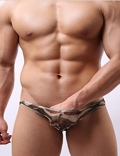 Men sexy sexy underwear briefs transparent. Breathable comfortable soft