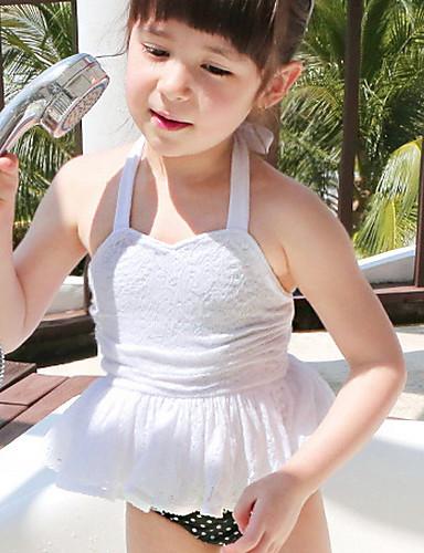 Poliészter Nejlon Egyszínű Nyár Lány-Fehérnemű Csokor