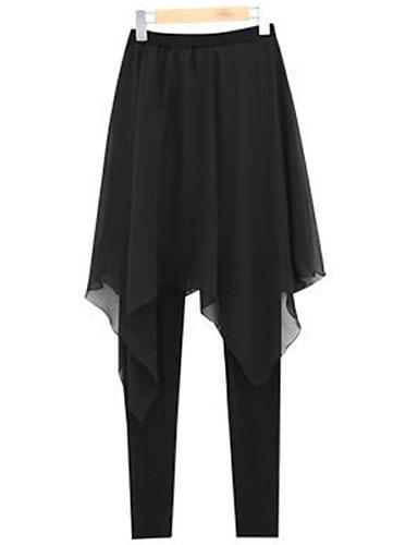 מכנסיים אחיד סקיני סקיני הארם ג'ינסים מידות גדולות בגדי ריקוד נשים