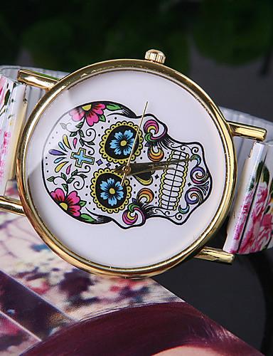 Mulheres Relógio de Moda Quartzo Lega Banda Cores Múltiplas