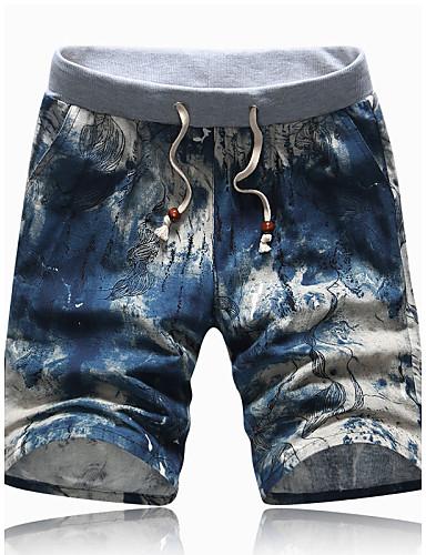 מכנסיים ישר גברים