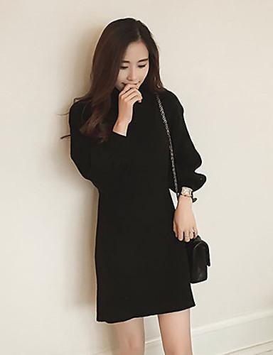 cfcc1b1fa292 Γυναικεία Εξόδου Χαριτωμένο Θήκη   Πλεκτά Φόρεμα