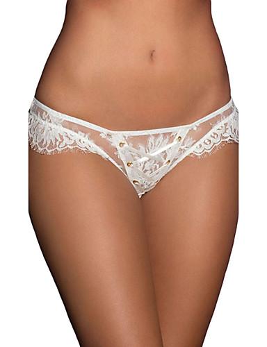 Damen Solide - Besonders sexy Höschen Niedrige Taillenlinie