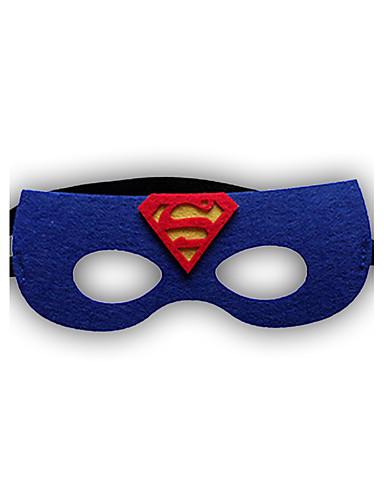 Piger / Drenge Maske Alle årstider-Polyester-Blå