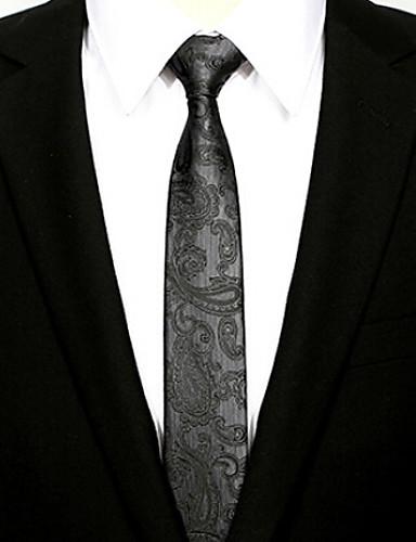 Herre Vintage Sødt Fest Afslappet Slips - Polyester Trykt mønster