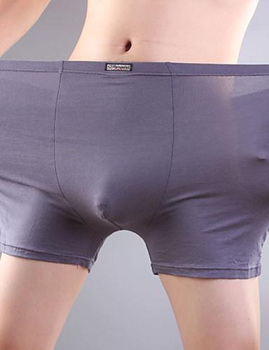 uusi muoti miesten puuvilla alusvaatteet terveys 5 väriä