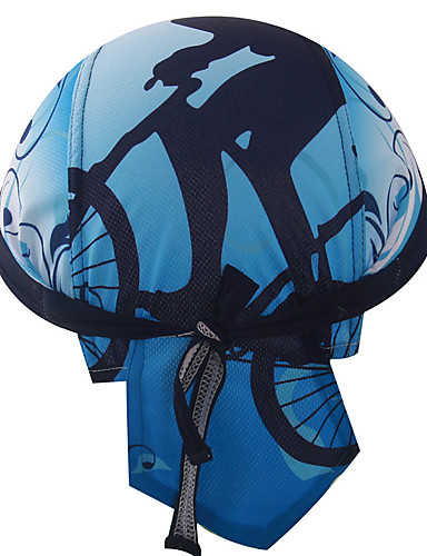 cheap Cycling Clothing-XINTOWN Skull Caps Hat Headsweat Windproof Sunscreen UV Resistant Breathable Quick Dry Bike / Cycling Sky Blue Winter for Men's Women's Unisex Camping / Hiking Fishing Cycling / Bike Backcountry