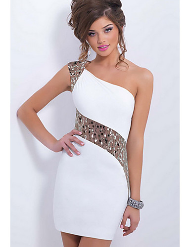 Robe cocktail dentelle femme