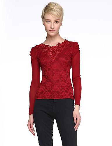b6e773b94a17 Γυναικεία Μεγάλα Μεγέθη Μπλούζα Μονόχρωμο